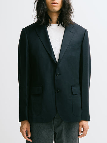 Gant Diamond G Hopsack Travel Blazer - GENTRY NYC - 1