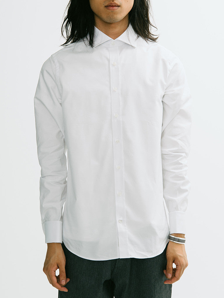 Gant Diamond G Luxe Solid Twill Buttondown - GENTRY NYC - 6