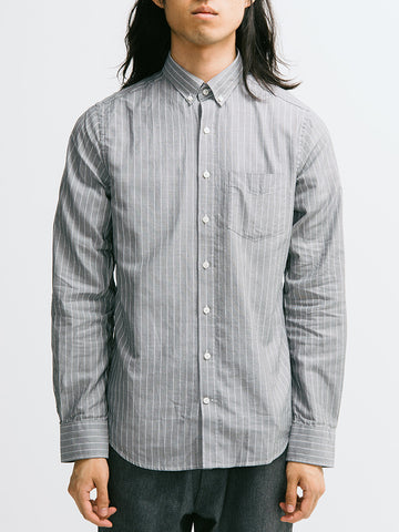 Gant Diamond G Royal Oxford Stripe Button Down - GENTRY NYC - 1