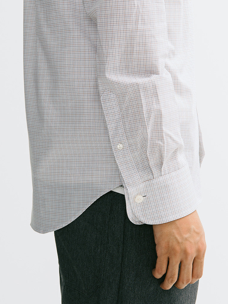 Gant Diamond G Tattersall Check Buttondown - GENTRY NYC - 4