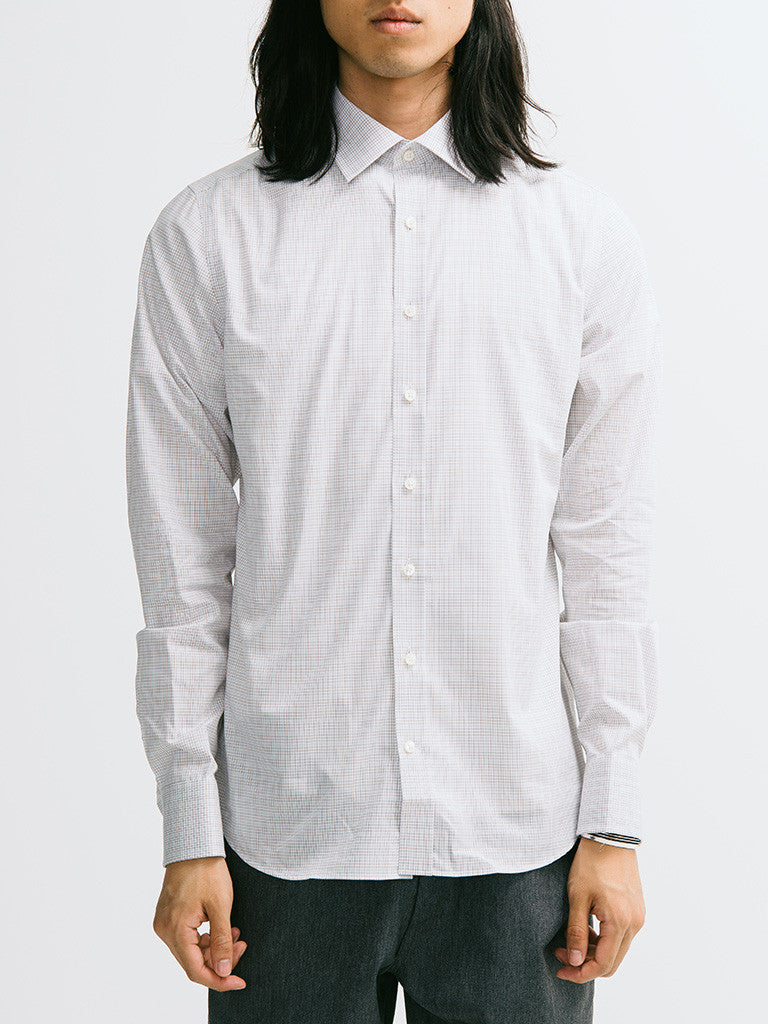Gant Diamond G Tattersall Check Buttondown - GENTRY NYC - 6