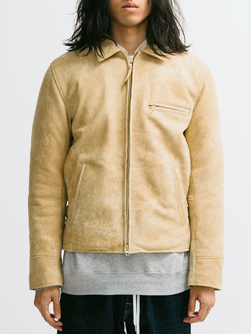 Golden Bear Deerskin Dockworker Jacket - GENTRY NYC - 1