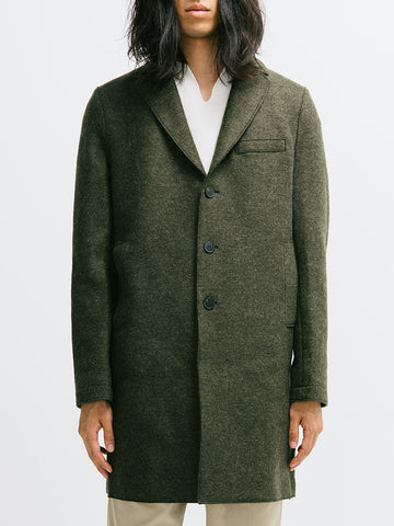 Harris Wharf Boxy Coat - GENTRY NYC - 1