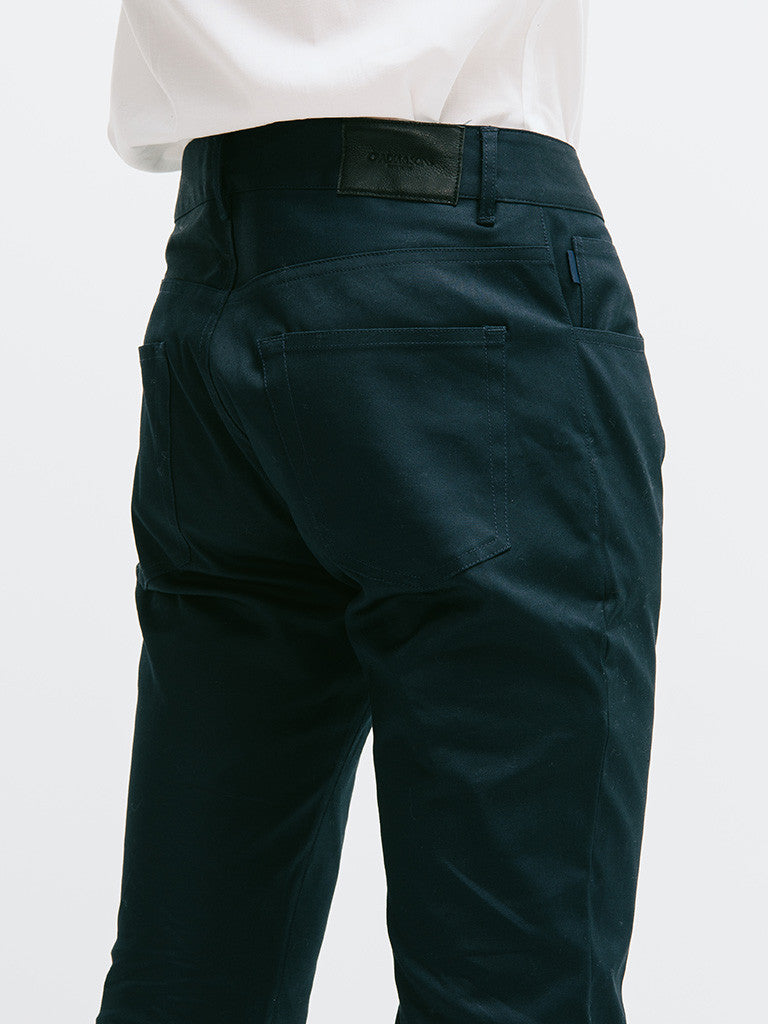 Ovadia & Sons Five Pocket Pant - GENTRY NYC - 5