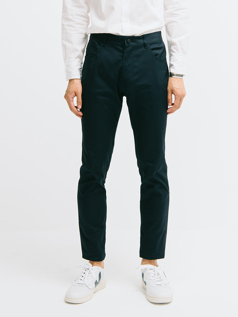 Ovadia & Sons Five Pocket Pant - GENTRY NYC - 6