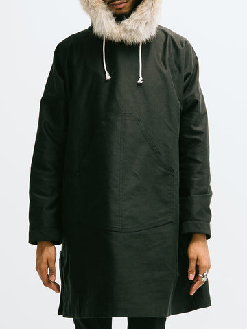 S.K. Manor Hill Pullover Parka - GENTRY NYC - 1