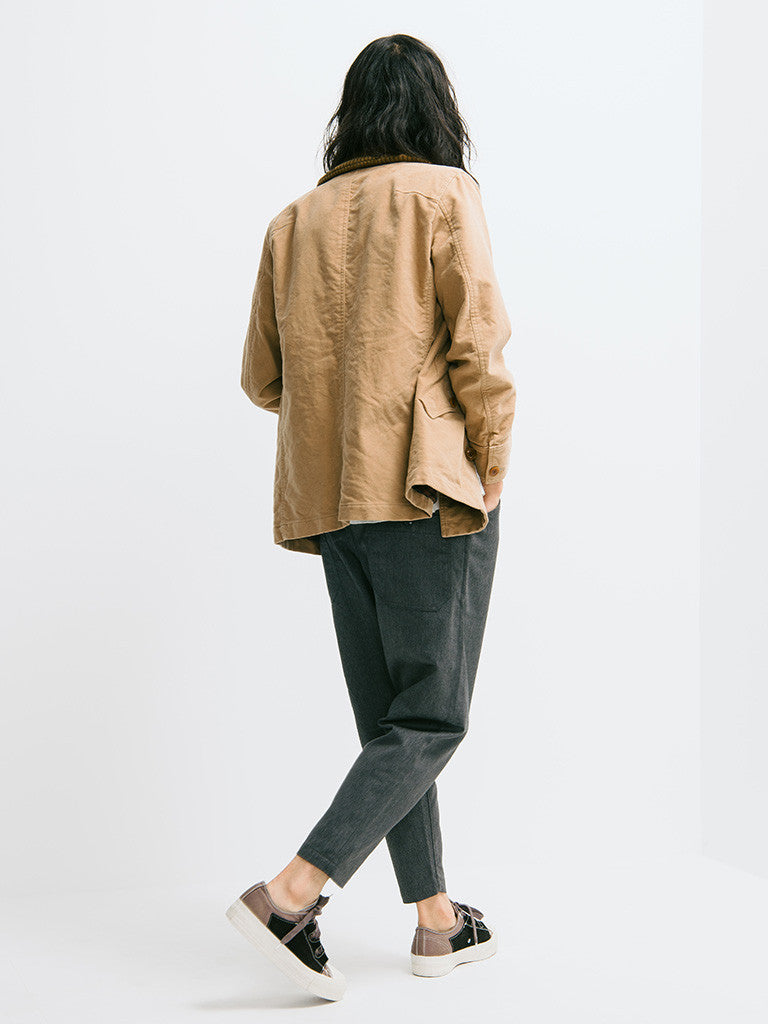 ts(s) Knit Collar Field Jacket - GENTRY NYC - 3