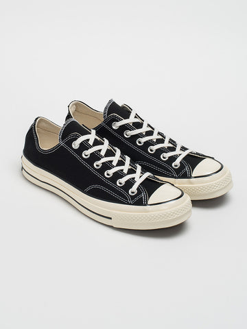 Converse CHUCK TAYLOR ALL STAR 70-BLACK - GENTRY NYC - 1