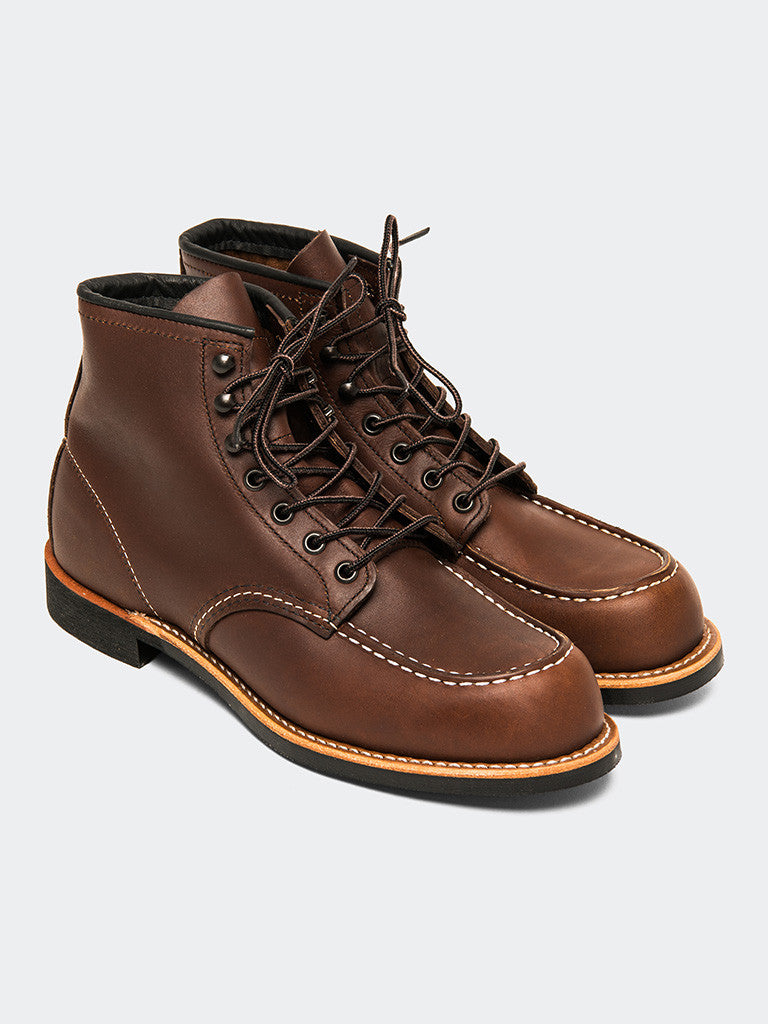 Red Wing 2954 Cooper Moc Boot - GENTRY NYC - 6