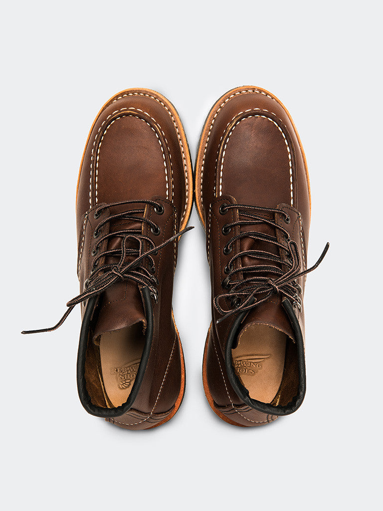 Red Wing 2954 Cooper Moc Boot - GENTRY NYC - 5