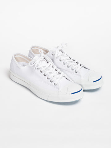 Converse JACK PURCELL SIGNATURE OX - WHITE - GENTRY NYC - 1