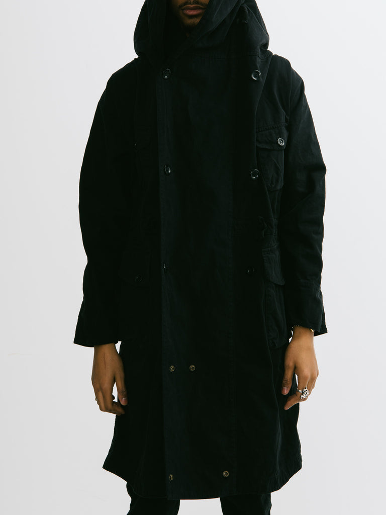 Kapital Katsuragi Cotton Tall Ring Coat - GENTRY NYC - 6