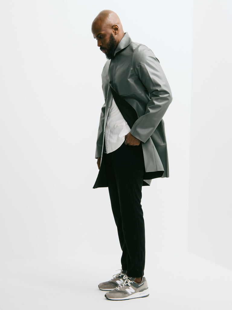 Patrik Ervell Raw Edge Mac - GENTRY NYC - 3