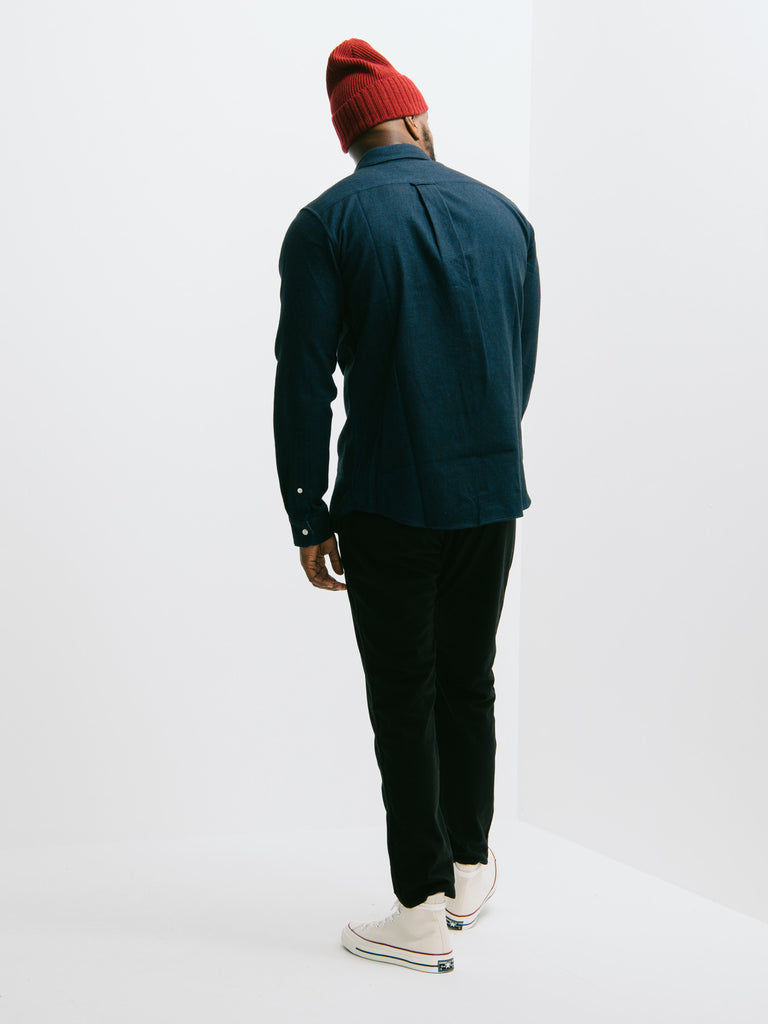 Patrik Ervell Digital Weave Workshirt - GENTRY NYC - 3