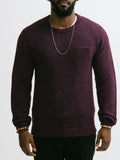 Patrik Ervell Alpaca Pocket Sweater - GENTRY NYC - 5