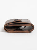 Larry Smith CONCHA WALLET - BROWN - GENTRY NYC - 2