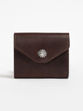 Larry Smith CONCHA WALLET - BROWN - GENTRY NYC - 1