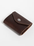 Larry Smith CONCHA WALLET - BROWN - GENTRY NYC - 3
