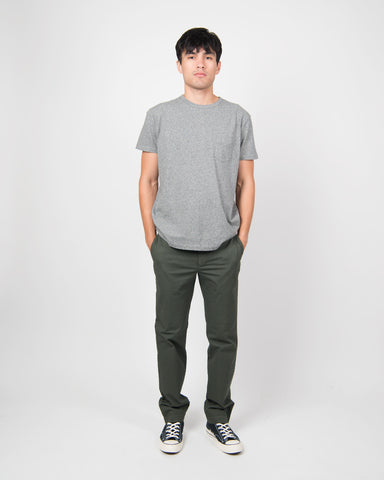 Riley Garment Dye Trouser