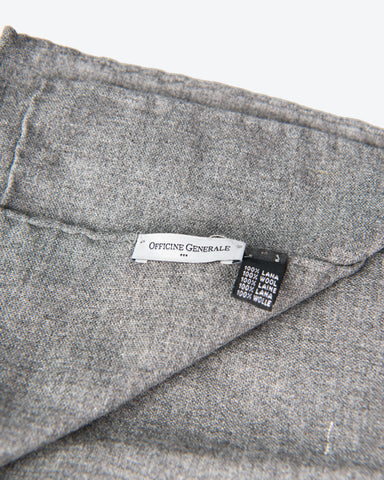 Scarf Cashmere-Mid Grey