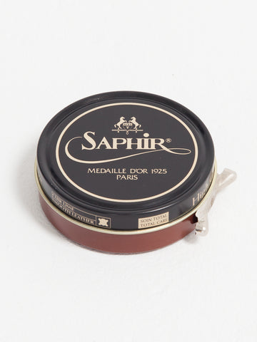 Saphir SHOE POLISH LIGHT BROWN - GENTRY NYC