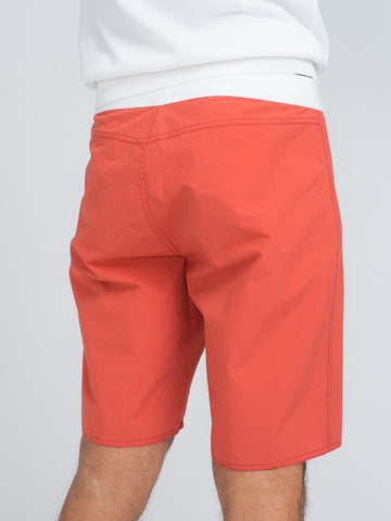 Alex Mill BOARD SHORT - RED / WHITE - GENTRY NYC - 1
