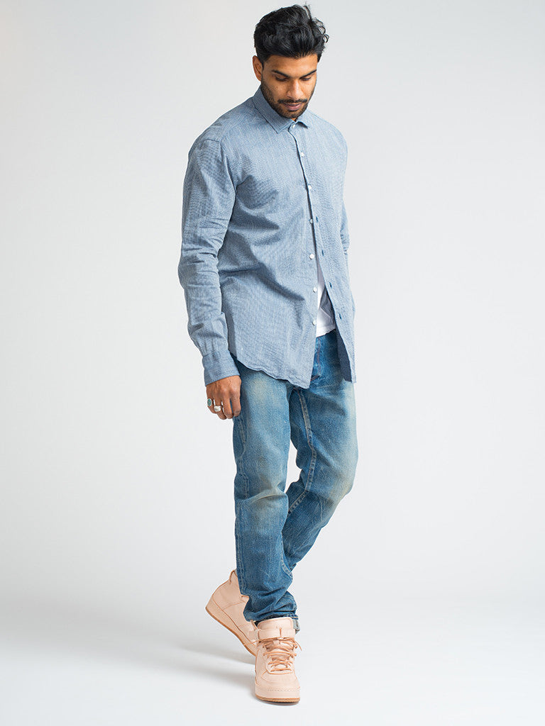 Salvatore Piccolo BUTTON DOWN SHIRT-COLOR 03 - GENTRY NYC - 2
