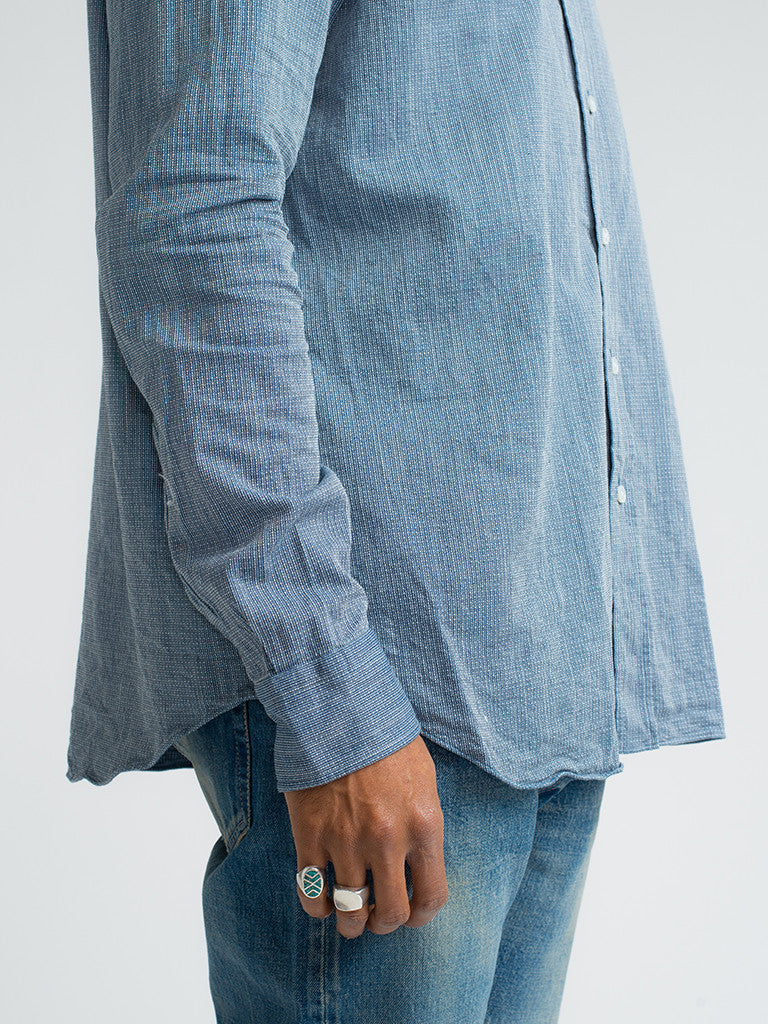 Salvatore Piccolo BUTTON DOWN SHIRT-COLOR 03 - GENTRY NYC - 4