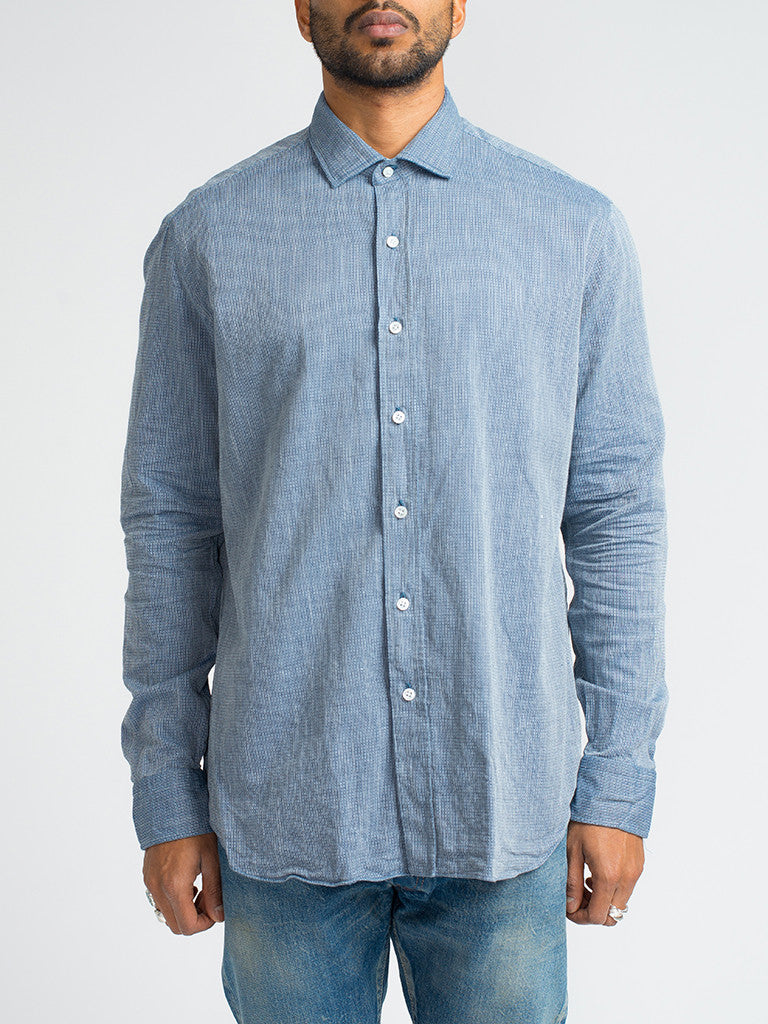 Salvatore Piccolo BUTTON DOWN SHIRT-COLOR 03 - GENTRY NYC - 6