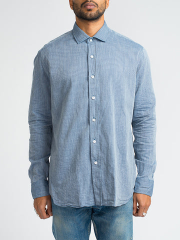 Salvatore Piccolo BUTTON DOWN SHIRT-COLOR 03 - GENTRY NYC - 1