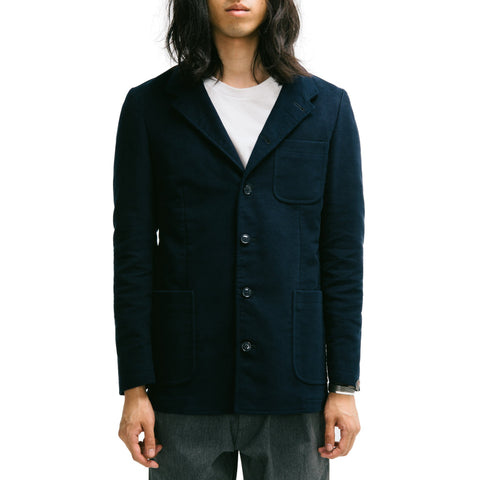 Moleskin Cotton Jacket