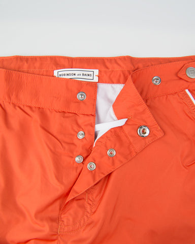 Oxford Long Swim Shorts