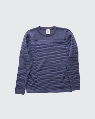 Fisherman Crew Neck