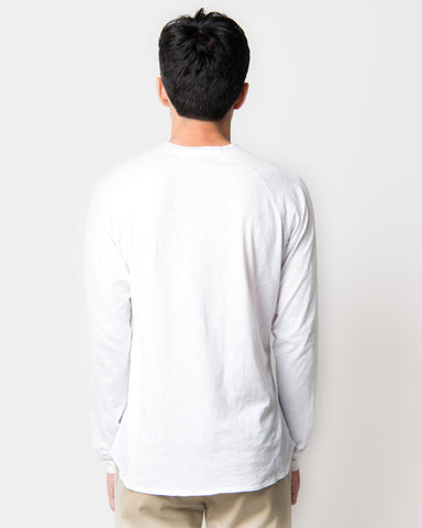Loop Placket Henley