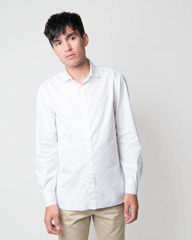 Cotton Short Spread Shirt