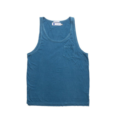 Clean Pocket Tank - 6 Dips Indigo