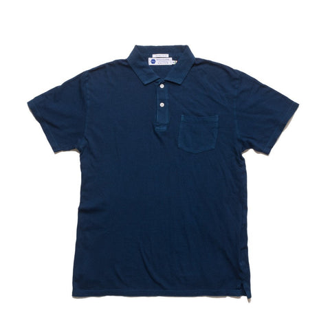 Clean Polo - 12 Dips Indigo