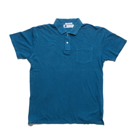 Clean Polo - 6 Dips Indigo
