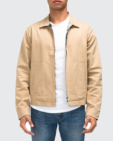 Shore Leave Jacket - Khaki