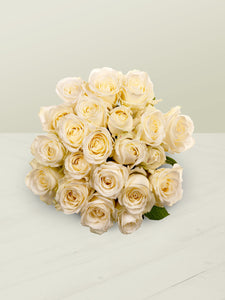 Pure Love White Roses