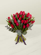 Load image into Gallery viewer, Everlasting Love Red Tulips