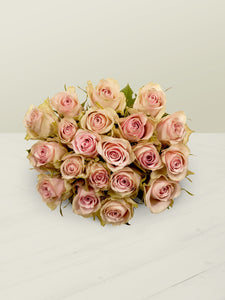 Be My Valentine Pink Roses