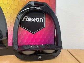 Flex-On Black Frame, Grey Elastomers