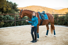 Load image into Gallery viewer, Moroccan Blue Bandages - Equestrian Stockholm