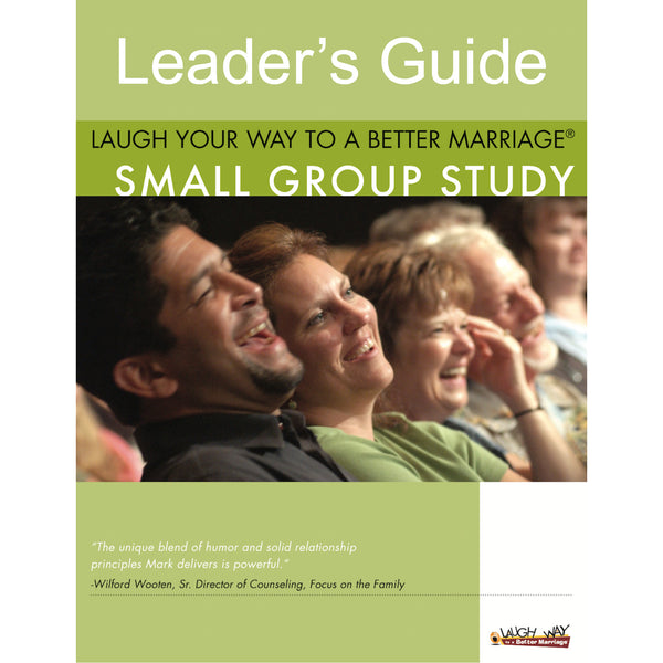 Leader's Small Group Study Guide