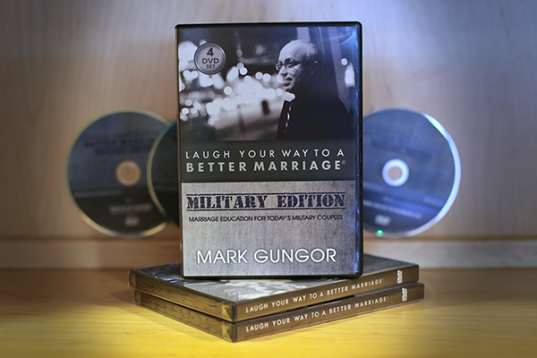 Laugh Your Way to a Better Marriage (Full Seminar): Military Edition