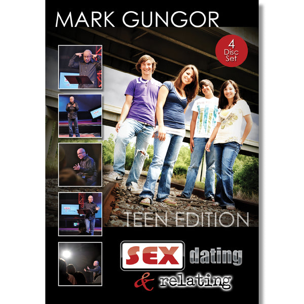 Sex, Dating, and Relating DVD Set Teen Edition