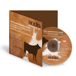 Andis® DVD - Cattle Grooming