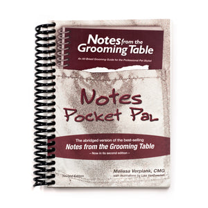 Notes Pocket Pal Melissa Verplank