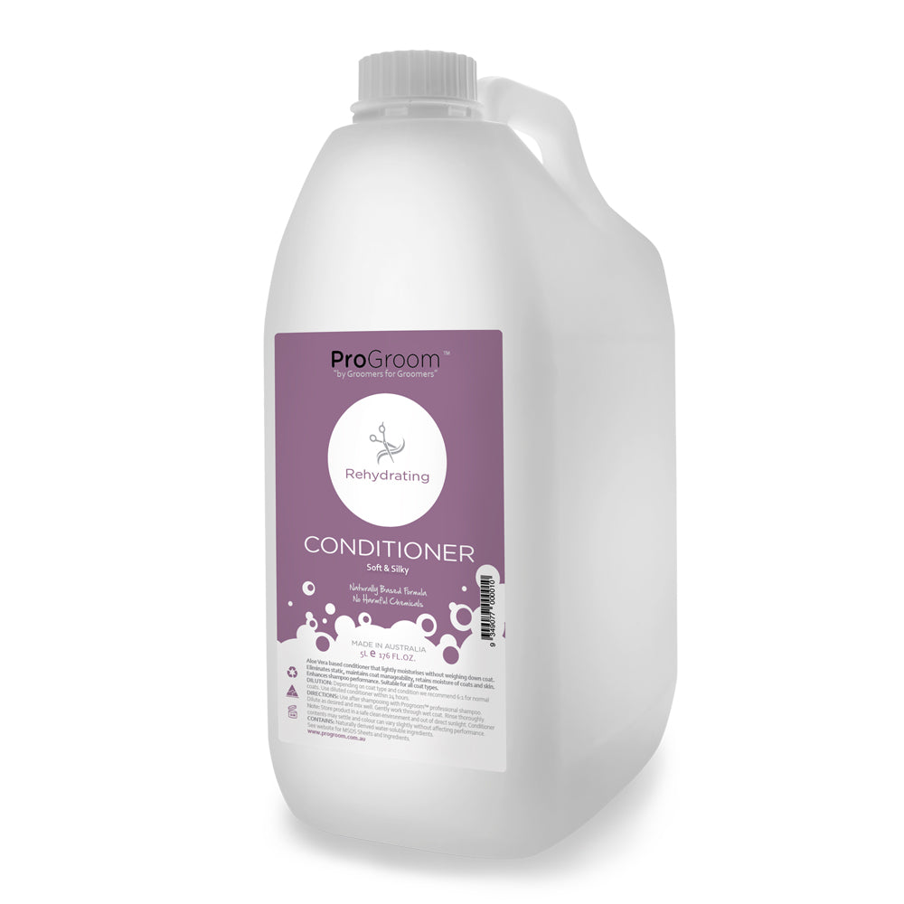 ProGroom Rehydrating Conditioner - 5 litres